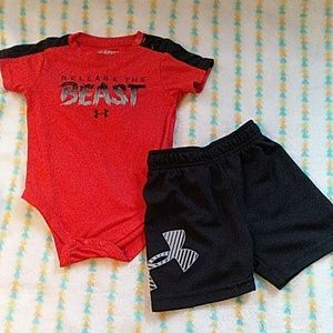 Under Armour baby outfit